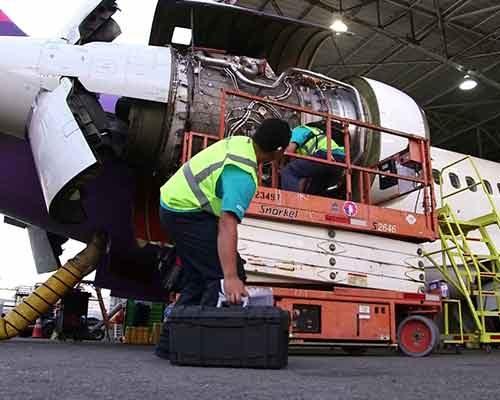 Aircraft maintenance internship course zukunftindian palluruthy kochi kerala